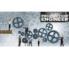 Latest Production Engineer Jobs Opportunities for Fresher & Experienced