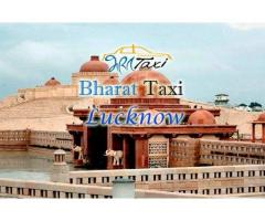 Car Rental in Lucknow by Bharat Taxi