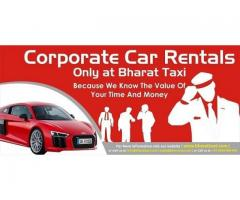 Cab in Patna by Bharat Taxi