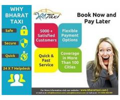 Car Rental in Raipur by Bharat Taxi