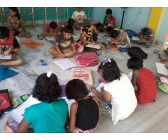 Arts and Crafts Classes for children in Kolkata