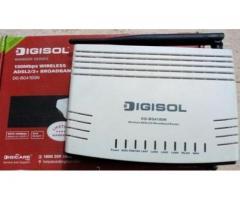 Digisol DG-BG4100N Router (White)