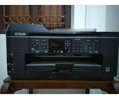 EPSON WORKFORCE 7511 PRINTER SCANNER AND COPIER