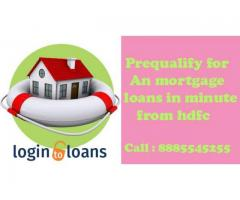 HDFC Bank  Mortgage Loans,Apply for HDFC Bank  Mortgage Loans in India  - Logintoloans