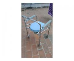 Cummode Chair