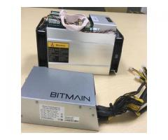 Antminer s9 with power supply from bitmain New in Box @  64,345 INR
