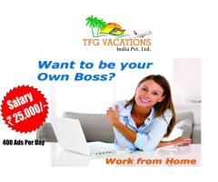 Spend Few Hours Daily And Earn Up to 40,000 Per Month