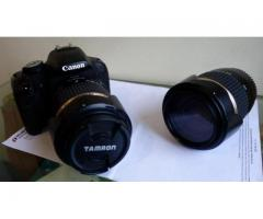 Canon Digital SLR Camera with Tamron AF 18-270mm Lens for sale to actual users