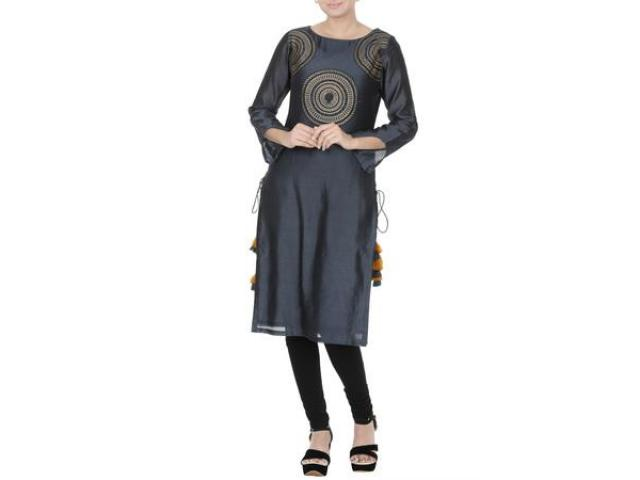 Buy Designer Kurtis from TheHLabel! Revamp your Wardrobe Now