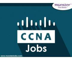 CCNA Jobs In Pune