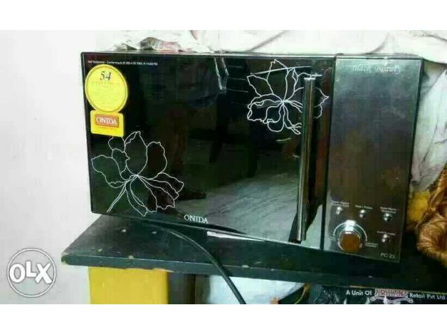 unused convection oven