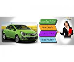 Car Rental Services from Haridwar