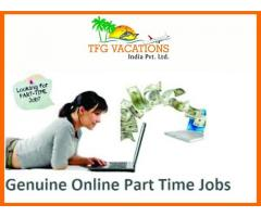 Home Based Online Part Time Ad posting work~Guaranteed job Call Us