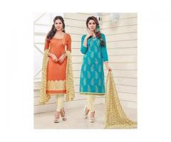 Combo Churidar Material @ Just Rs 1195
