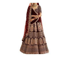 Get Our Newest Collection of Designer Lehangas, Sarees & Suits at a Affordable Price - Image 1/4