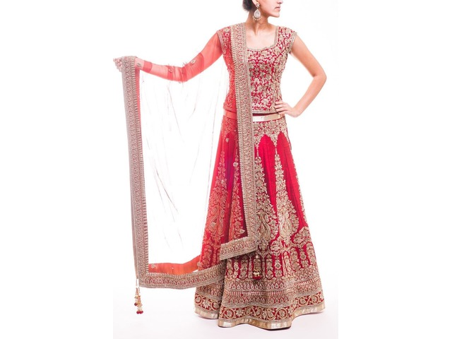 Get Our Newest Collection of Designer Lehangas, Sarees & Suits at a Affordable Price - 4/4