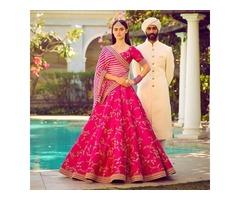Buy the Latest Bridal lehengas  @vadhucreations.com