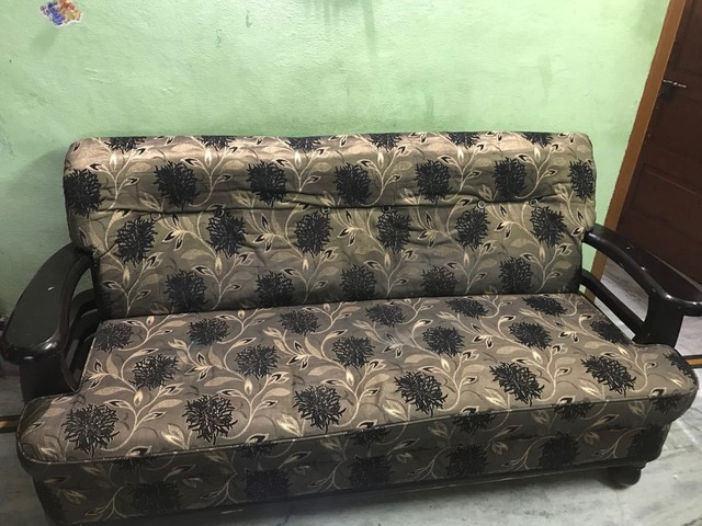Fantastic Sofa Set 3 2 Seater Hyderabad Buy Sell Used Products Beutiful Home Inspiration Aditmahrainfo