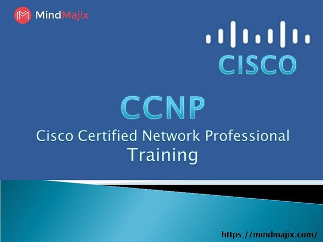 Learn CCNP Incredibly Faster Training with live projects