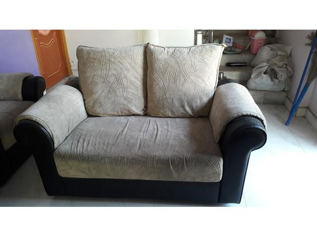 Magnificent Four Piece Sofa Set Beutiful Home Inspiration Aditmahrainfo