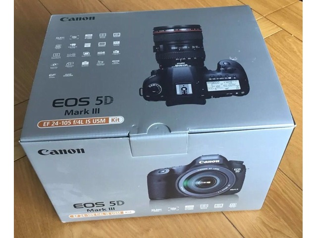 For Sell : Original Canon 5D Mark IV - 5D III,Nikon D850,D700