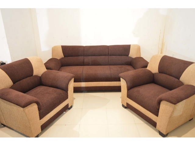Brand New Sofa at just 17999 By RJ14 Interio - 1/1