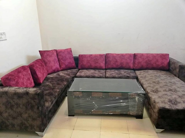 This Navratri Get Best Quality Sofa with Latest Designs Starting From 17000 RJ14 INTERIO - 1/3